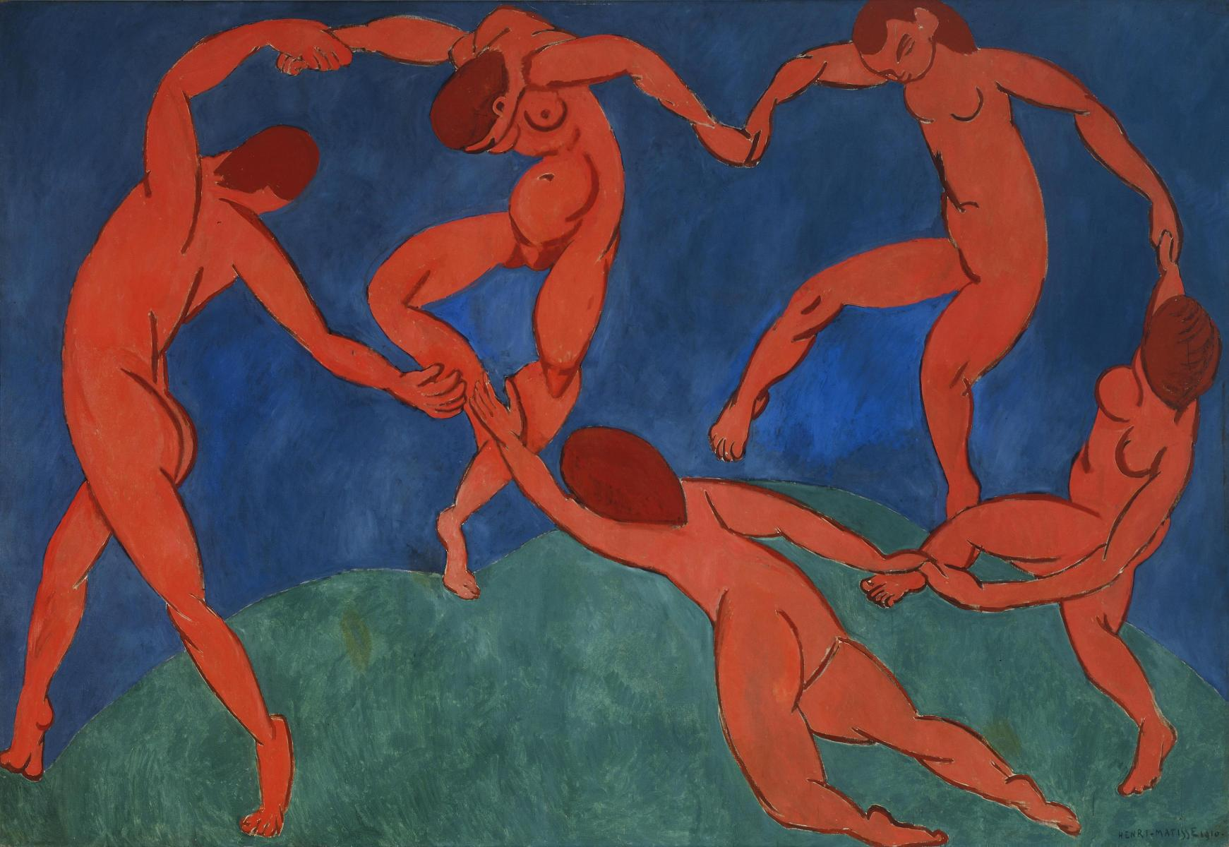 Henri Matisse, Dance