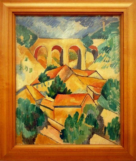 Georges Braque, Le Viaduc à L'Estaque
